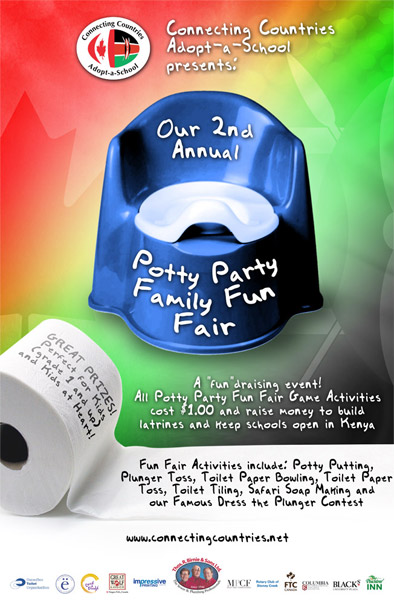 Party Potty Family Fun Fair